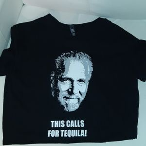 Astral Tequila graphic tee